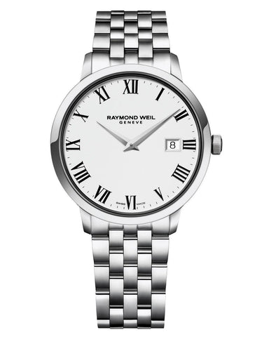 5488-ST-00300 Raymond Weil Gents Toccata Steel Watch