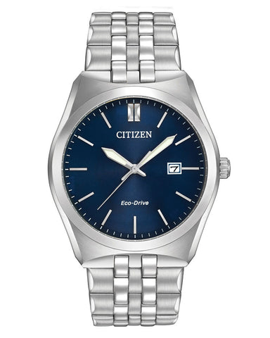 BM7330-59L Citizen Gents Eco Drive Corso Bracelet Watch
