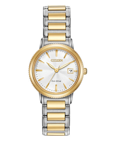 EW2374-56A Citizen Ladies Eco Drive Strap Watch