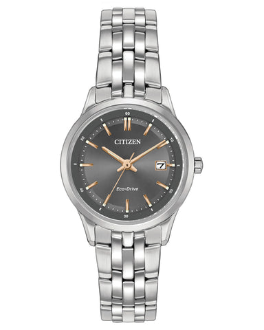 Citizen Ladies Eco Drive Sapphire Collection Watch