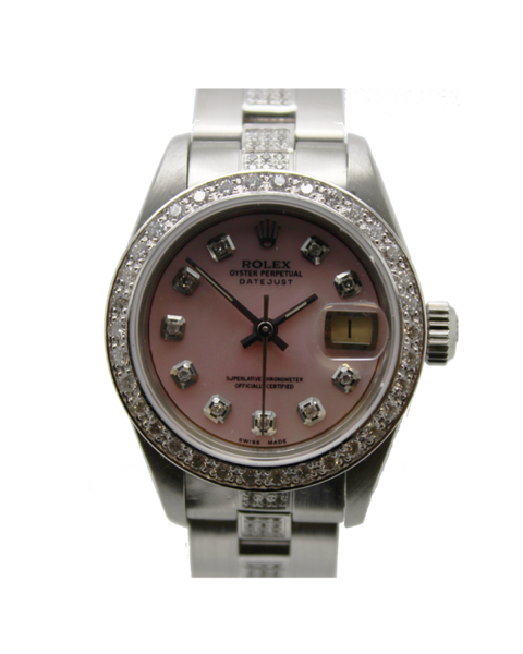 Rolex Date-Just Lady 69160