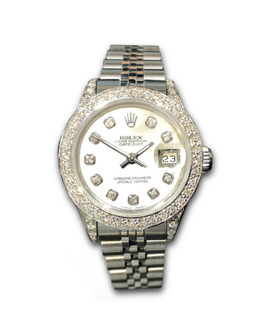 Rolex Date-Just Lady 69174 - Enquire within