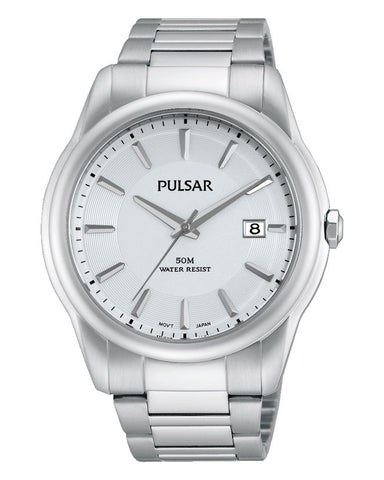 PS9283X1 Pulsar Gents Stainless Steel Classic Watch