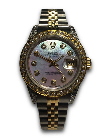 Rolex Date-Just Lady 69173 - Enquire within