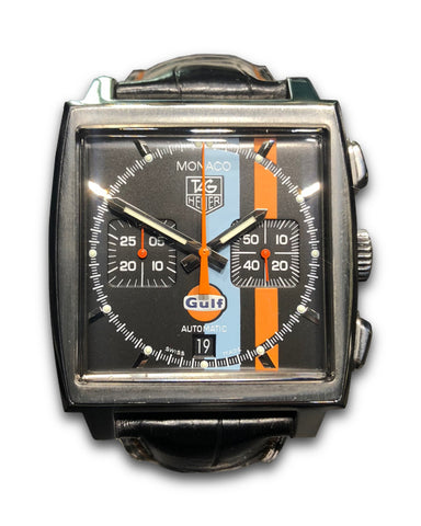 TAG Heuer Monaco Gulf Limited Edition
