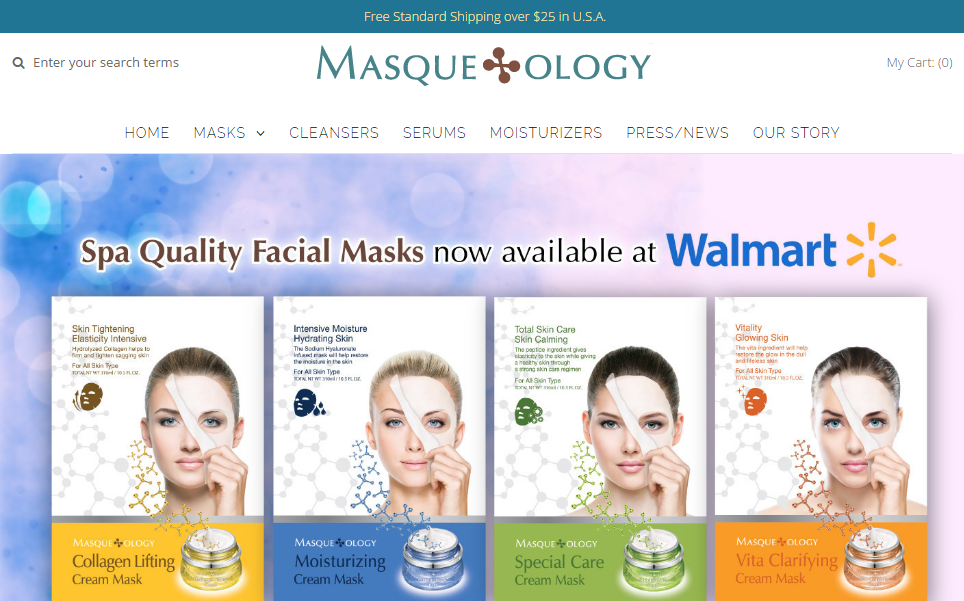 Masqueology Officially Launches its New Online Store!