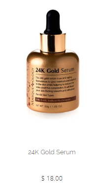 Masqueology 24K Gold Serum