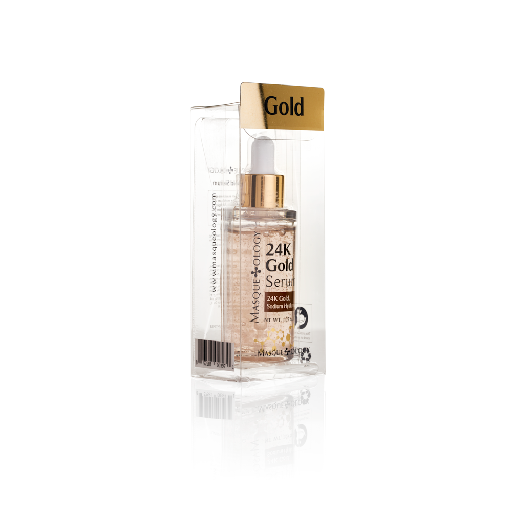 24k Gold Serum by Masqueology