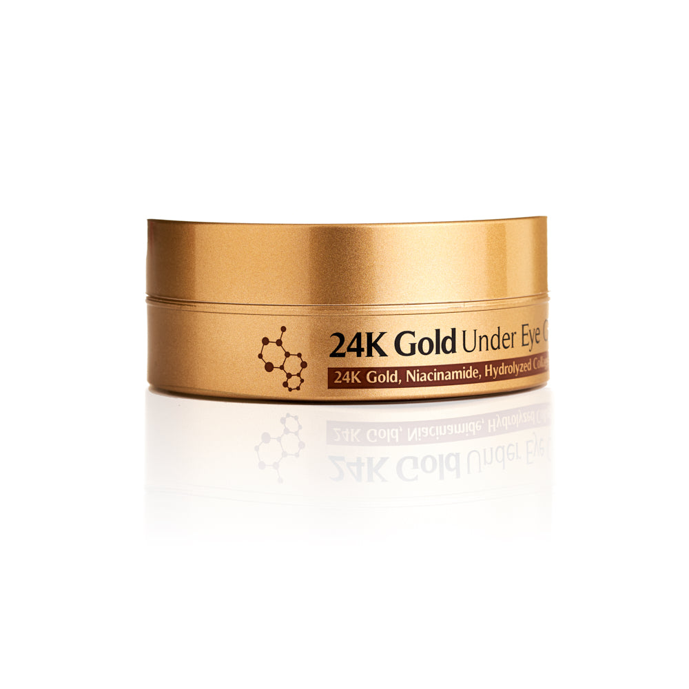 24K Gold Under Eye Gel