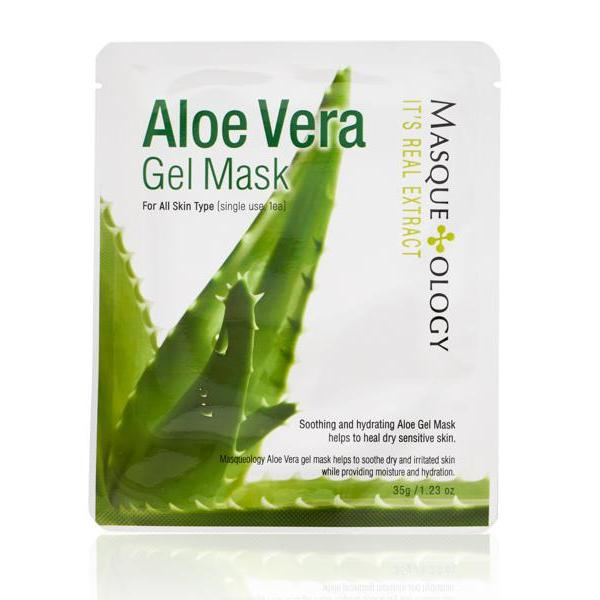 Aloe Vera Gel Mask by Masqueology