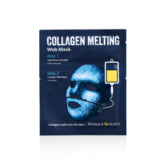 Masqueology Collagen Melting Web Mask