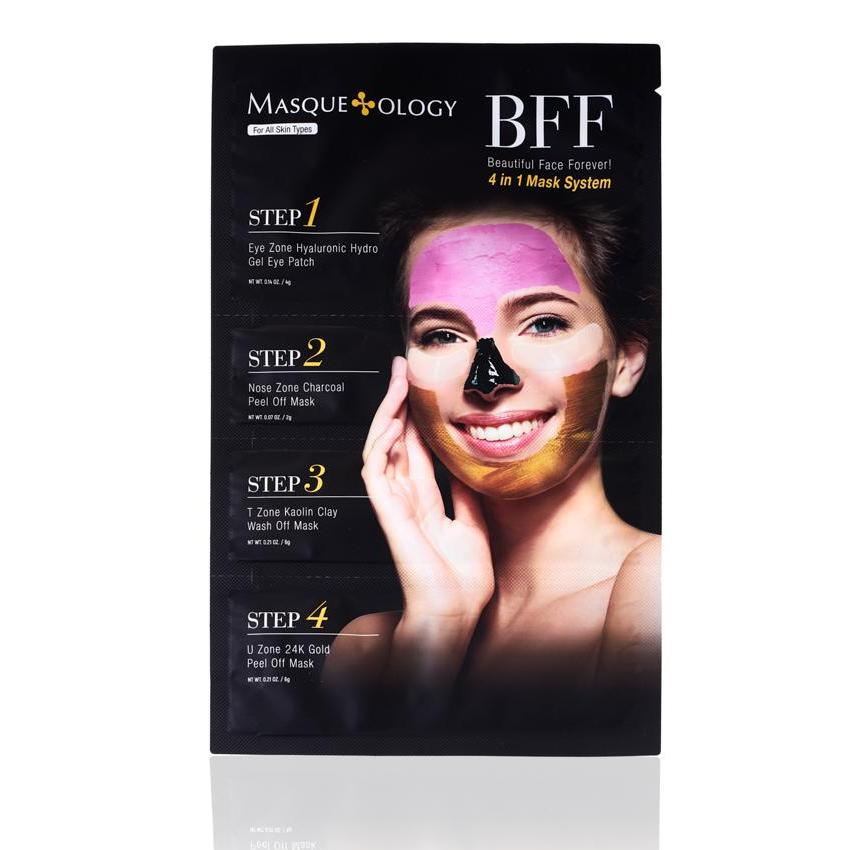 Beautiful Face Forever (BFF) 4-in-1 System Mask