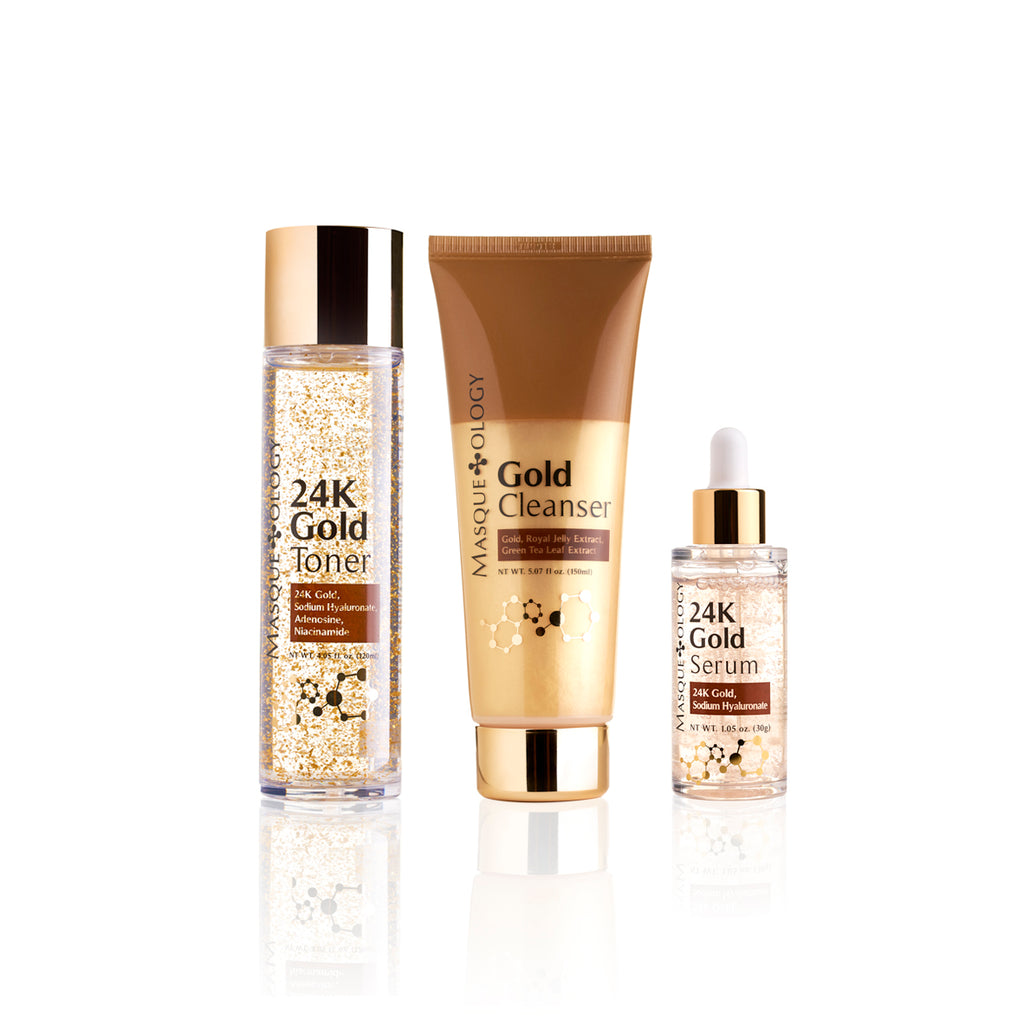 GOLD ROUTINE BUNDLE