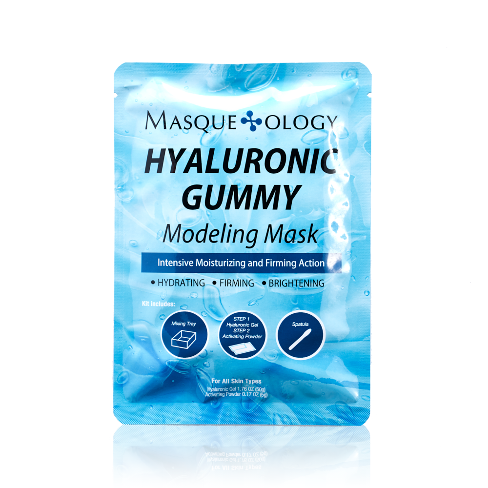 Hyaluronic Gummy Modeling Mask, Masqueology