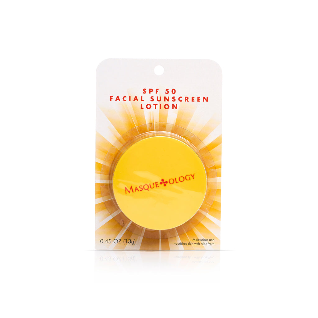 SPF 50 FACIAL SUNSCREEN LOTION