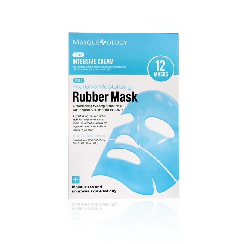 Intensive Moisturizing Rubber Mask by Masqueology