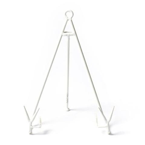 Flare Plate Stand White
