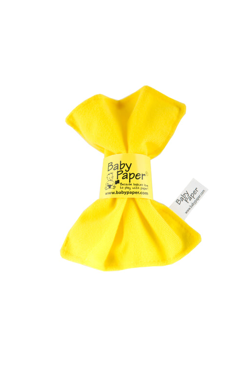 BABY PAPER - Yellow Baby Paper
