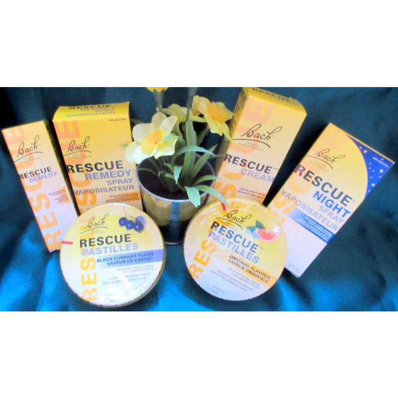 Premium Rescue Remedy Essentials Package