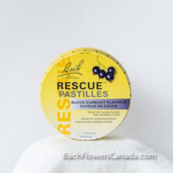 Black Currant Rescue™ Pastilles - 50g