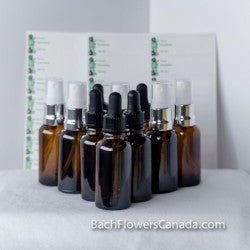 Spray and Dropper Bottles Package