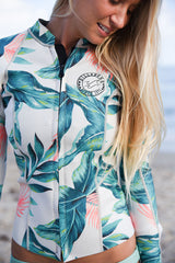 Billabong Women's Surf Capsule Peeky Surf Jacket