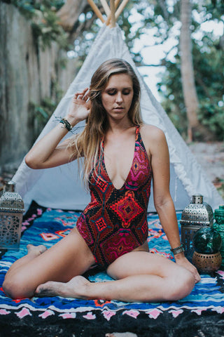 Billabong Getting Native One Piece