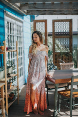 Tiare Hawaii Long Hollie Dress