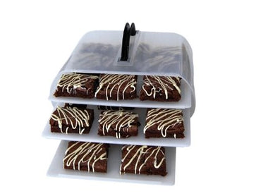 Lets Talk Brownies and How to Store Them in Your Bakers Sto N Go