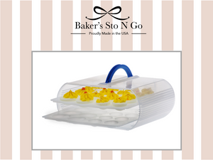 Best deviled egg carrier.  Holds 32 deviled eggs.