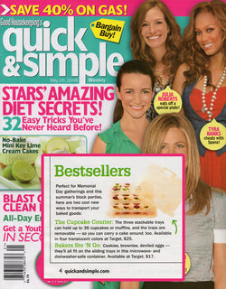 Quick & Simple Magazine featuring Bakers Sto N Go