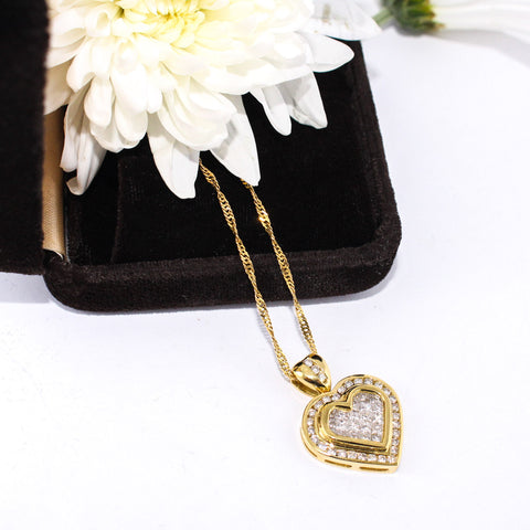 Heart Pendant Valentine's Day Gifts Online. Buy fine Jewelry.