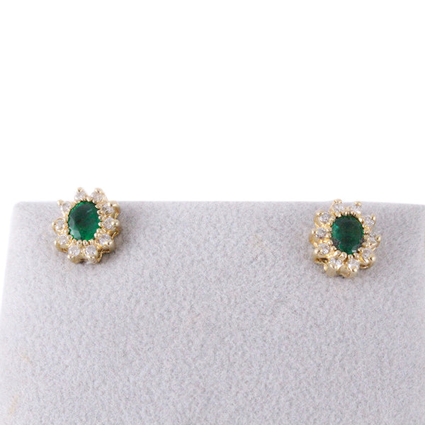 The Green Envy Earrings
