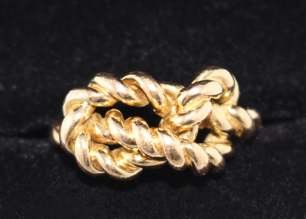 The Gucci Braided Love Knot