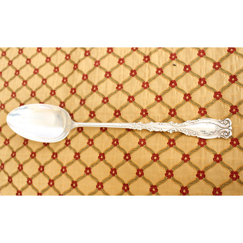 Josephine Pattern Large Serving Spoon