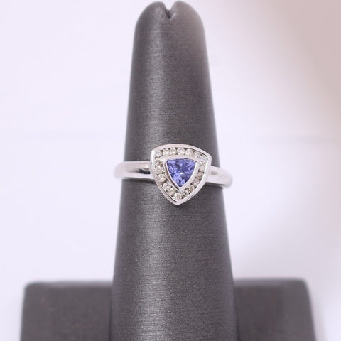 The Tanzanite Ring