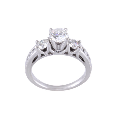 The Leo Engagement Ring