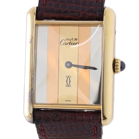 The Must De Cartier Tank Watch