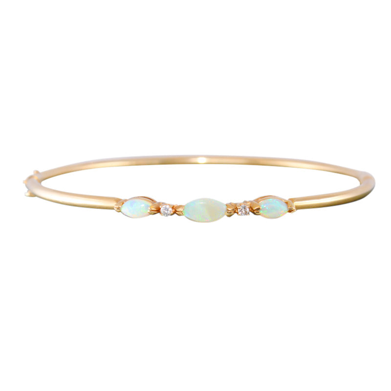 r with bangles colorvijoubangle en global ladies bracelets bangle stones delivery friendly bracelet rakuten item market store outletruckruck immediate type gold choose pearl