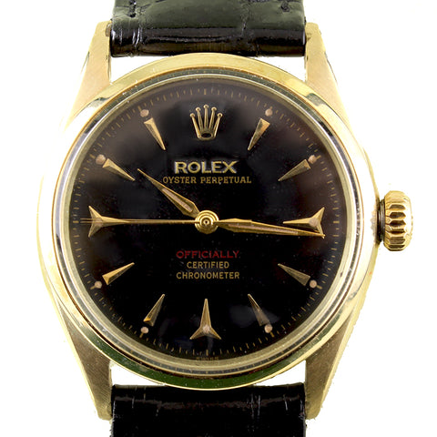 The Alligator Rolex