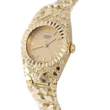 Seiko Women's Nugget Gold Watch 980067