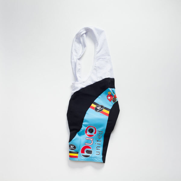 Men's Bib Shorts - Blue