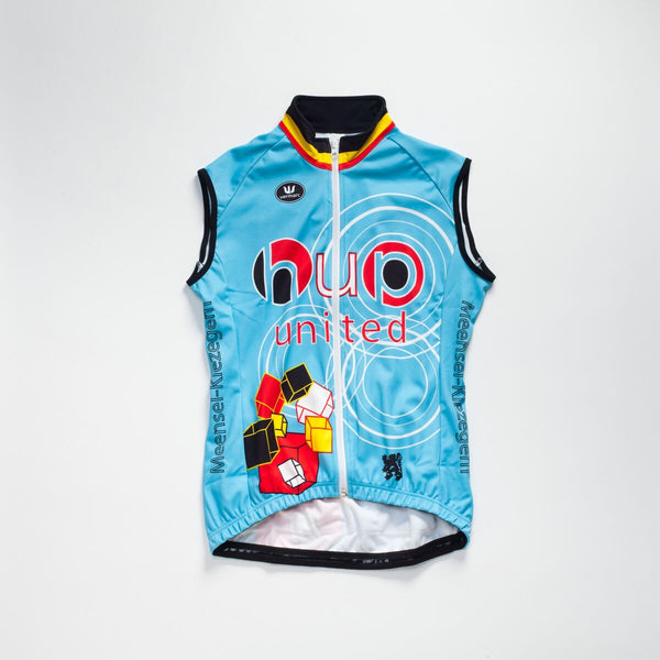 Women's Mid-Season Vest - Blue