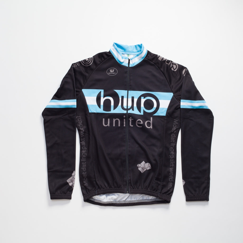 Women's Long Sleeve Jersey - Noir