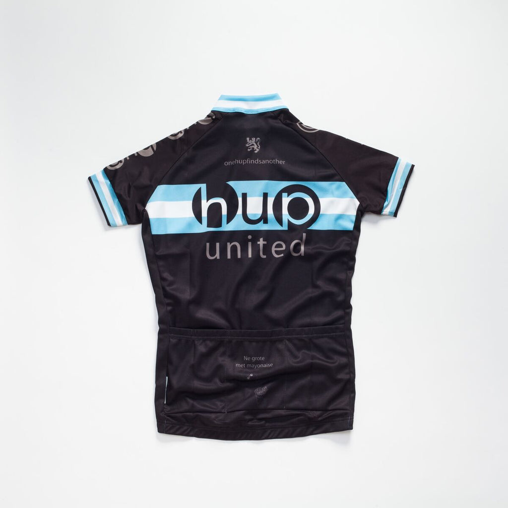 Women's Short Sleeve Jersey - Noir