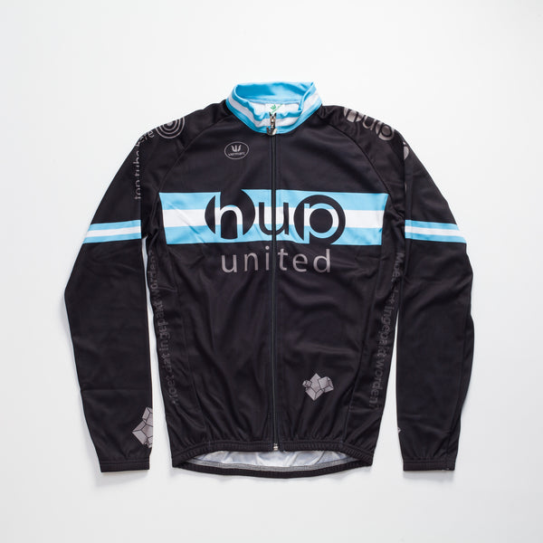 Men's Long Sleeve Jersey - Noir
