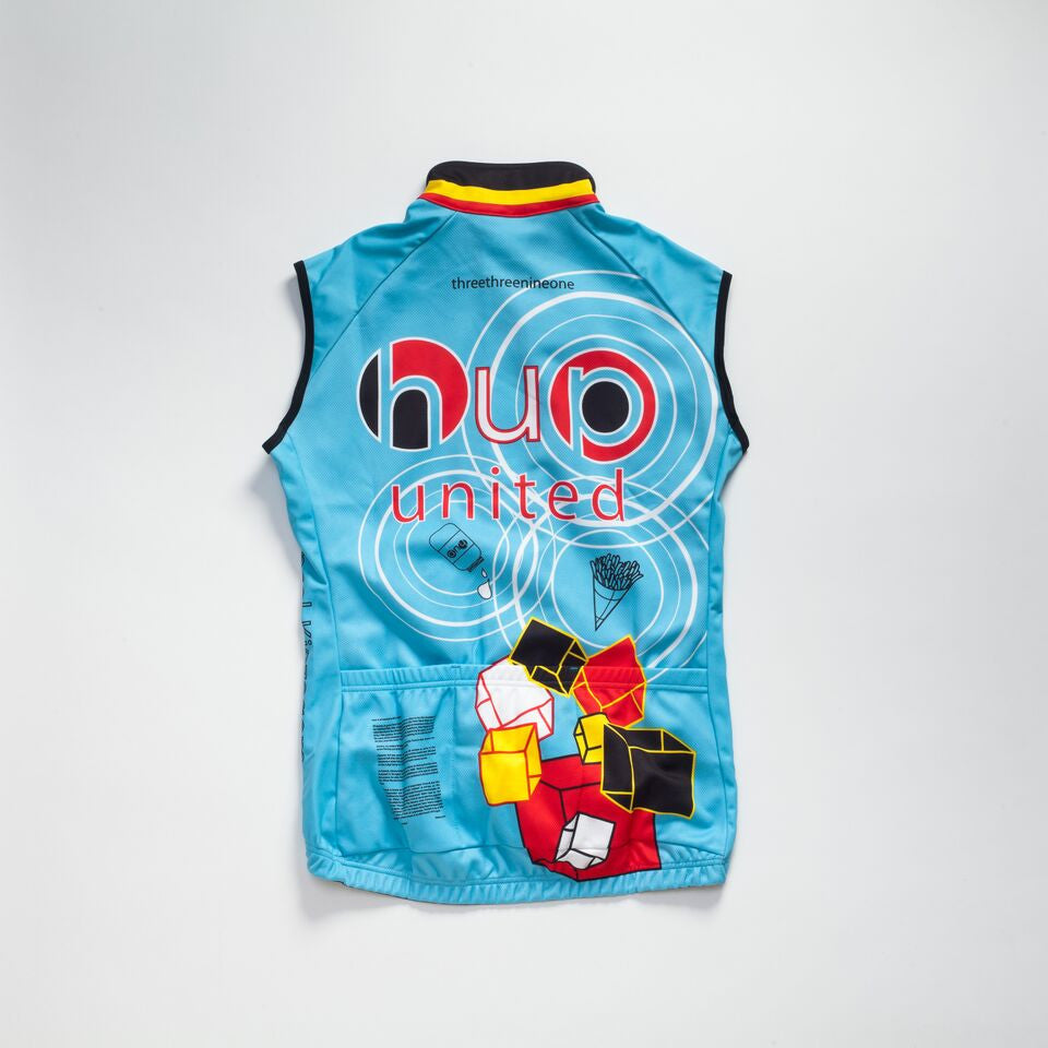 Men's Mid-Season Vest - Blue