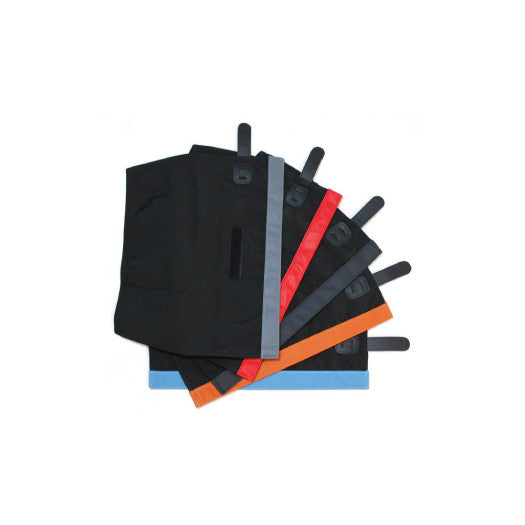 VeloColour Tool Roll - Black w/Hup Blue