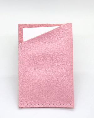 Baby Pink Card Holder