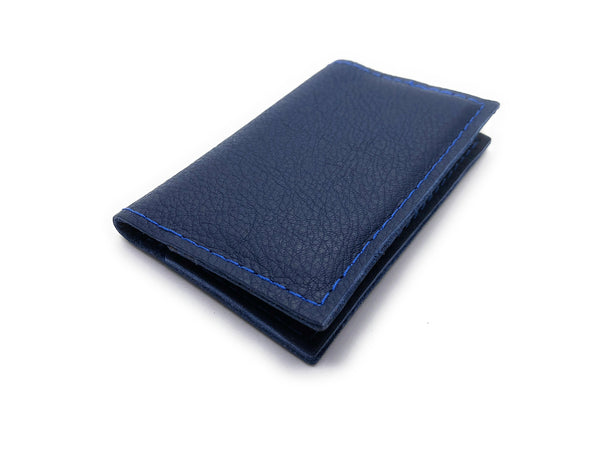 Dark Blue Bifold Wallet